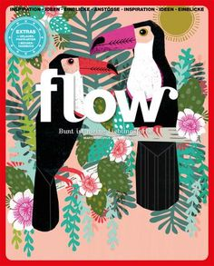 #Flow #19 #magazin #July #2016