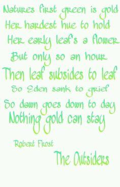 Nothing Gold can stay.. | a u t u m n a l | Pinterest | Beautiful ...