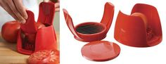 TOMATO VEGETABLE SLICER CUTTER FOR SANDWICHES KITCHEN CUTTING TOOL.  Shop #online here >> http://ealpha.com/search?controller=search&orderby=position&orderway=desc&search_query=Tamato+Slicer&submit_search=&utm_source=Ealpha&utm_medium=Promotion&utm_campaign=Tomato