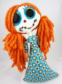 "Ireland Zen Zombie Doll original by DooArteDOLLS ~ ""The only zombies that have achieved inner peace!"" ~ Like a raggedy an but different Zombie Dolls, Voodoo Dolls, Ugly Dolls, Creepy Dolls, Zombie Crafts, Marionette, Gothic Dolls, Monster Dolls, Halloween Doll"