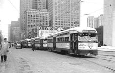 We love this classic pic! Light rail returns to the streets of Detroit! Another great travel option to explore the Motor City (via Detroit Regional News Hub & Visit Detroit)    http://blog.thedetroithub.com/2013/01/18/m1-rail-funded-light-rail-to-return-to-the-streets-of-detroit