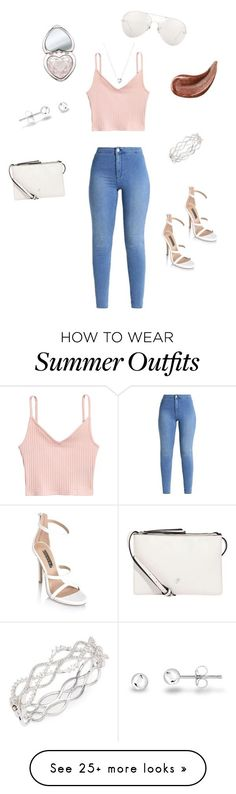 Summer Outfits : Summer outfit #10 by dalylah7 on Polyvore featuring Fiorelli Linda Farrow Gu