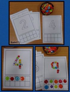 Most up-to-date Absolutely Free preschool classroom numbers Concepts Have you been a innovative teacher who's wondering how to set up some sort of toddler school room? As well as do you Numbers Preschool, Learning Numbers, Math Numbers, Free Preschool, Preschool Classroom, Preschool Learning, Kindergarten Math, Teaching Math, Preschool Activities