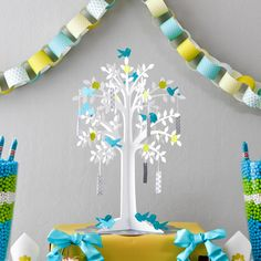 Sweet baby shower idea