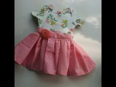 Baby Girl Frocks, Baby Girl Skirts, Baby Skirt, Frocks For Girls, Little Girl Pageant Dresses, Baby Girl Party Dresses, Dresses Kids Girl, Fashion Kids, Girls Fashion Clothes