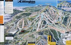 Skied @ Killington every chance I got. Loved the mountains.