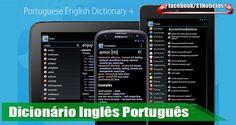 Aplicativo Dicionário Inglês Português para android