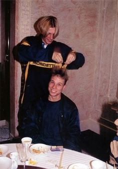 Nick Carter, Brian Littrell, Backstreet Boys