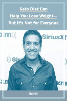 Dr. Sanjay Gupta believes that the keto diet can help you lose weight quickly, but it may not be sustainable or for everyone. #keto #ketodiet #drsanjaygupta