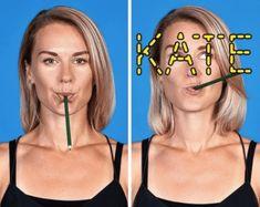 Vedeli ste, že schudnúť v tvári a dodať jej vitalitu, môžete pomocou špecifických tvárových cvikov? Skúste ich, a budete pozitívne prekvapení. Uvidíte, že Vám ostatní budú tipovať o niekoľko rokov menej! | Báječné Ženy