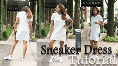 DIY - Sneaker Dress