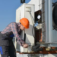 Commercial HVAC Services in Denver by Denver's Best Heating And AC Repair    When someone steps into your office, store, industrial space, are they going to experience a comfortable temperature and clean air? Just like you would""