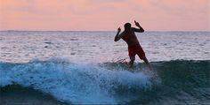 Sam Bleakley- Sunset stoke