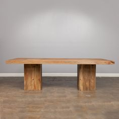 8' Santa Barbara Dining Table