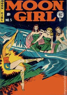 Moon Girl fights crime #8. - Google Search