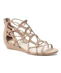 Another great find on #zulily! Doe Kayla Sandal by FERGALICIOUS BY FERGIE #zulilyfinds