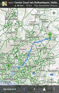 Fahrradrouten jetzt auch in Deutschland verfügbar - Der offizielle Google Produkt-Blog