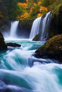 Spirit Falls, Oregon