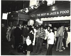 The Blue Note is located at 131 W. 3rd Street, New York, NY