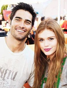 Tyler Hoechlin & Holland Roden