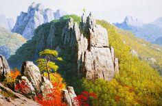 (North Korea) by Gang Jeong-ho
