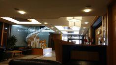 #gergitavan #led #aydinlarma #stretchceiling #light #lobby #hotel #teslim edilen proje