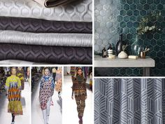 Geo fabric designs available in the Stockholm Fabric Collection by Jones Interiors Curtain Poles, Stockholm, Geo, Valance Curtains, Fabric Design, Interiors, Prints, Pattern, Collection