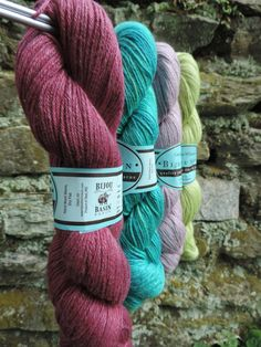 Lhasa Wilderness yarn: 75% yak down, 25% bamboo | 2014 Geek-A-Long Prizes donated by Bijou Basin Ranch