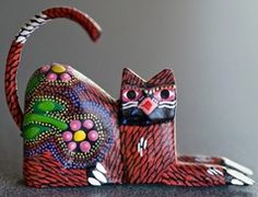 folk art animals from all over the world
