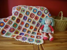 crochet by Enja