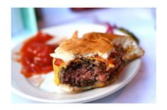 #6 Cheeseburger, JG Melon, New York City from The 101 Best Burgers in America 2016
