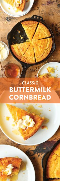 Factors You Need To Give Thought To When Selecting A Saucepan Buttermilk Cornbread - So Easy No Mixer Needed Here Amazingly Moist And Slightly Sweet. A Classic Side Dish Loved By Everyone. Present With Butter. So Bomb. Buttermilk Cornbread, Bread And Pastries, Thanksgiving Recipes, Food Print, Cooking Recipes, Bread Recipes, The Best, Granola, Side Dishes