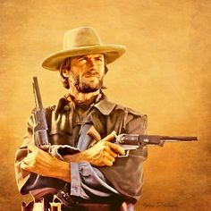 """The Outlaw Josey Wales -- """"Are you gonna pull those pistols or whistle dixie?"""""""