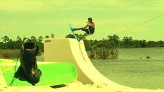Lo nuevo de Adam Errington en Lake Ronix