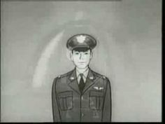 UNITED STATES AIR FORCE recruitment commercial, 1950s.