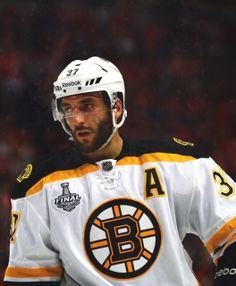 Patrice Bergeron, Boston Bruins