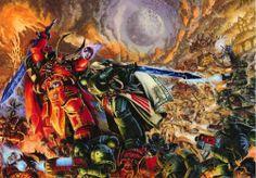 Crimson Slaughter Teaser Pic from the Black Library - Faeit 212: Warhammer 40k News and Rumors