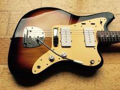 "blackhomestudio: "" Fender '66 Reissue Jazzmaster 2014 JD MIJ """
