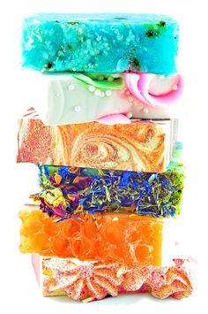 4 HANDMADE SOAP BAR GIFT SET