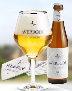 Averbode -  Brouwerij Huyghe voor Abdij Averbode, Melle, België. Eigen beoordeling: 7
