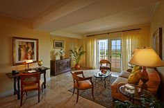 Our Tower Suite at The Biltmore Hotel.