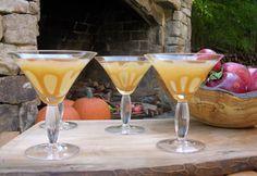 Caramel AppleMartini (2 parts Butterscotch Schnapps  2 parts Sour Apple Pucker Schnapps  1 part vanilla vodka)