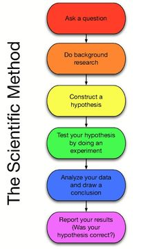 This would be a good handout for the students to keep in their folder or a poster to keep in the classroom. This concept map shows the flow of the scientific method and how each step relates to each other. Having this in the classroom or their folder is a good reminder of the scientific method and how they will apply it in the science classroom.