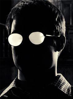 sin city. Creepy Kevin. This guy was just plain horrific. Good acting by Elijah Wood!