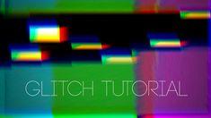 FREE Adobe After Effects Plug-In / Effect [Tutorial] :: Glitch, Twitch, RGB Split Transition!