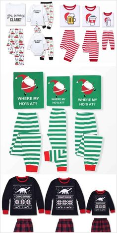 The Best Selection of Matching Funny Family Christmas Pajamas Matching Family Christmas Pajamas, Family Christmas Cards, Christmas Pjs, Matching Pajamas, Funny Christmas Cards, Christmas Humor, Christmas Ideas, Griswold Christmas, Christmas Outfits