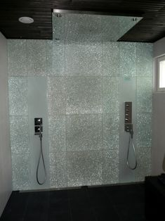 Essis recycled glass tiles and elements are made to measure by melting a special recycled Lasilinkki glass. Glass Tiles, Decorative Tile, Recycled Glass, Desks, Screens, Countertops, Recycling, Surface, Shower