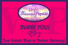 Thank You - Personalized  https://www.etsy.com/listing/110881251/barbie-princess-and-the-popstar-birthday?ga_search_query=barbie