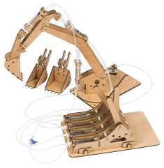 Woodworking For Kids, Woodworking Projects, Diy Handmade Toys, Robot Hand, Small Tractors, Router Projects, Laser Cutter Ideas, Wood Projects For Kids, Backyard For Kids