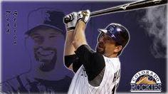 Todd Helton  ~ great baseball player